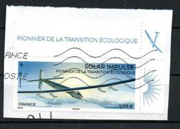 France Oblitéré Used  2021 Solar Impulse N° >>>   Cachet Vague - Oblitérés
