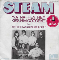 "Steam 45t. SP ""na Na Hey Hey..."" - Disco & Pop"