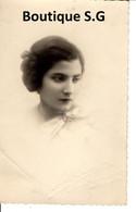 CP Photo Personne Femme Dakoumy Beyrouth Studio Art 1934 8.5x13.5cm - Photographs