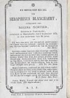 18 08/ C//   ° VINDERHOUTE 1814 + MARIAKERKE 1874   BURGEMEESTER - Godsdienst & Esoterisme