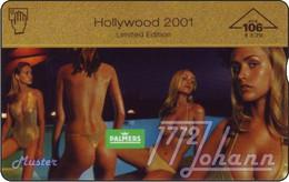 "AUSTRIA Private: ""Palmers - Hollywood 2001"" - MINT [ANK F576] - Autriche"
