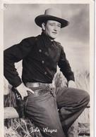 JOHN WAYNE  ==   PHOTO CARD - Acteurs
