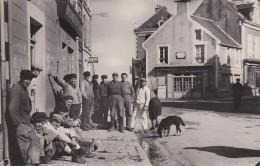 14 -  GRANCAMP GRANDCAMP LES BAINS  Lieu Dit Le Musoir  Très Animée - Autres Communes