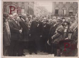 LES CHEVALIERS DE COLOMB A NANCY 1920   54] Meurthe Et Moselle   +-24*18CM PHOTO HENRI MANUEL - Orte