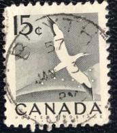 Canada - D2/22 - (°)used - 1954 - Michel 288A - Jan Van Gent - Usados