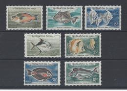 MALI.  YT  N° 2/8  Neuf **  1960 - Mali (1959-...)