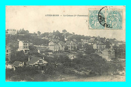 A929 / 361 91 - ATHIS MONS Coteau 1er Panorama - Athis Mons