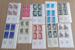 Lot 11 Coins Datés Tous Différents Ou Dates - 1960-1969