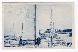 80 SOMME - FORT MAHON PLAGE Les Aéroplages - Fort Mahon
