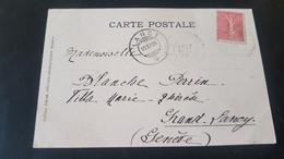 Argentieres - Sent To Grand Lancy Geneve - Non Classificati
