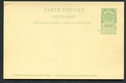 Belgique Carte Postale #27 Neuf 1900 - Postcards [1871-09]