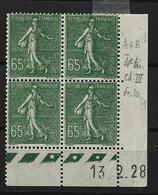 65 C Semeuse  CD  1928 - ....-1929