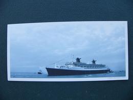 Carte De Correspondance Paquebot Norway 1998 Ex Paquebot FRANCE - Non Classés