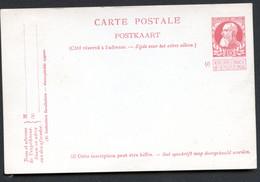 Belgique Carte Postale #39 Neuf 1908 - Postcards [1871-09]