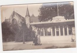 48668  =   Knokke    Carte  Photo  Station Du  Tram - Knokke
