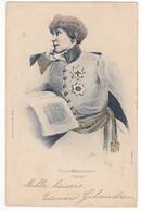 Prix Fixe - Sarah Bernhardt - 1901 - L'Aiglon  # 3-19/2 - Artistes