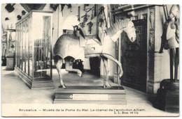 Bruxelles - Musée De La Porte De Hal - Le Cheval De L'archiduc Albert - St-Gilles - St-Gillis