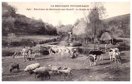 56 Environs De GUEMENE-sur-SCORFF - Le Moulin De Nicole - Guemene Sur Scorff