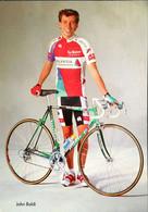 Postcard - John Baldi - Helvetia-La Suisse - 1989 - Wielrennen