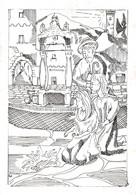 Arquata Scrivia  - Il Presepe Nel Borgo - Soggetto Di Enrico De Benedetti - Formato Grande Non Viaggiata – E 17 - Schilderijen