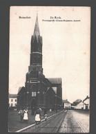 Booischot / Boisschot - De Kerk - Uitg. H. Climan-Ruijssers / Ginckels-Ceulemans - Geanimeerd - Heist-op-den-Berg
