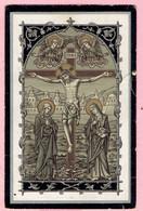 Bidprentje - E.H.Petrus Josephus Dergent -Geel 1870 -onderpastoor Bierbeek - Lichtaert - Pastoor Gelrode - Aarschot 1914 - Imágenes Religiosas