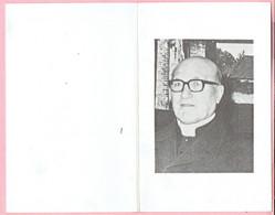 Bidprentje - Z.E.Heer Jan Jozef Augustijn VAN DEN EYNDE -Lichtaart 1893 - Lille 1977- Huldenberg-Eizeringen-Heyzel Laken - Devotion Images