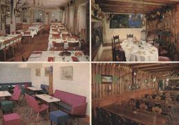 Hotel Untergrund Lucerne Switzerland Restaurant Postcard - Ohne Zuordnung