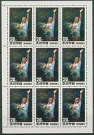 Korea (Nord) 1990 Tennis Steffi Graf 3114 K Postfrisch (C98068) - Korea (Nord-)