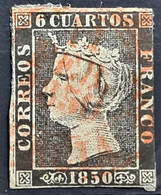 SPAIN 1850 - Canceled - Sc# 1b - Gebraucht