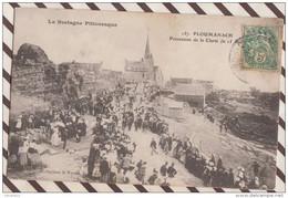 5AH2615 PLOUMANACH PROCESSION DE LA CLARTE  2  SCANS - Ploumanac'h
