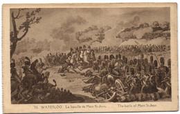 Waterloo - La Bataille De Mont-St-Jean - Waterloo