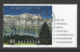 Zwitserland 2017 Mi 2490,  Prachtig Gestempeld - Used Stamps