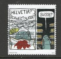 Zwitserland 2019 Mi 2591,  Gestempeld - Used Stamps