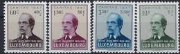 Luxembourg - Luxemburg - Timbre 1947  Caritas  Michel Lentz Série.  MNH** - Ungebraucht