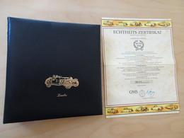 Sambia Sammlung Mit 11 Goldmarken Automobil / Cars (14785) - Coches