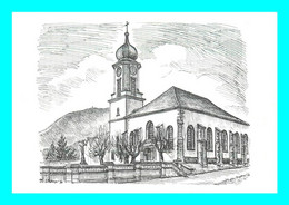 A945 / 117 68 - GUEBWILLER Basilique N. D. De THIERENBACH - Illustrateur - Guebwiller