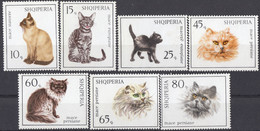 ALBANIA - 1966- Serie Completa Nuova MNH: Yvert 915/921, 7 Valori. - Albanie