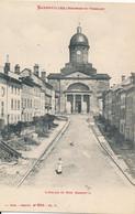 Badonviller (54 Meurthe Et Moselle) L'église Et Rue Gambetta - édit. Welck N° 8054 - Sonstige Gemeinden