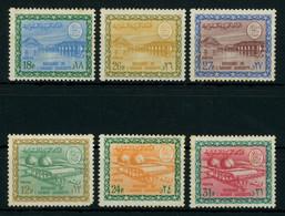 Saudi Arabia 1965-68 Dhahran Refinery And Wadi Hanifa Dam Lot Of MNH ** Stamps, Some Toning, Yv. Cat. €85 - Saoedi-Arabië