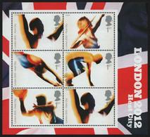 Großbritannien 2005 - Mi-Nr. Block 26 ** - MNH - Olympia London - Nuovi