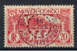 CONGO     N°  YVERT  119  OBLITERE       ( Ob   2 / 50 ) - Used Stamps