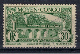 CONGO     N°  YVERT  121  OBLITERE       ( Ob   2 / 50 ) - Oblitérés