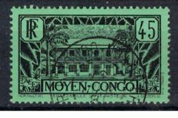CONGO     N°  YVERT  123 OBLITERE       ( Ob   2 / 50 ) - Oblitérés