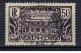 CONGO     N°  YVERT  124 OBLITERE       ( Ob   2 / 50 ) - Oblitérés