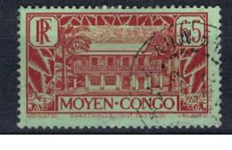 CONGO     N°  YVERT  125 OBLITERE       ( Ob   2 / 50 ) - Oblitérés