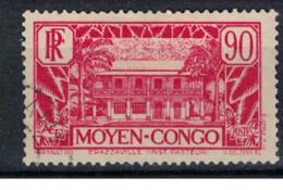 CONGO     N°  YVERT  127   OBLITERE       ( Ob   2 / 50 ) - Oblitérés