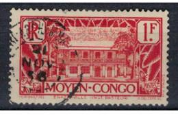CONGO     N°  YVERT  128   OBLITERE       ( Ob   2 / 50 ) - Oblitérés