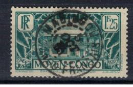 CONGO     N°  YVERT  128 A  OBLITERE       ( Ob   2 / 50 ) - Oblitérés