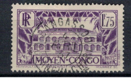 CONGO     N°  YVERT  129 A OBLITERE       ( Ob   2 / 50 ) - Used Stamps